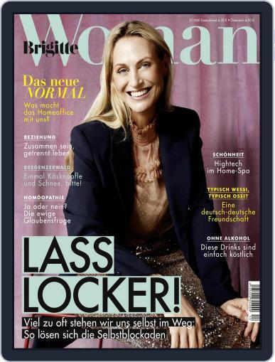 Brigitte Woman December 1st, 2020 Digital Back Issue Cover