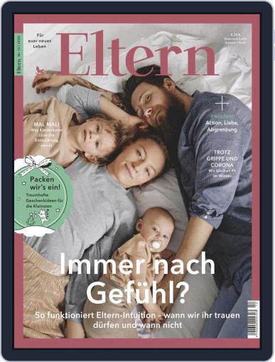 Eltern December 1st, 2020 Digital Back Issue Cover