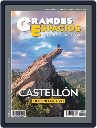 Grandes Espacios (Digital) November 1st, 2020 Issue Cover