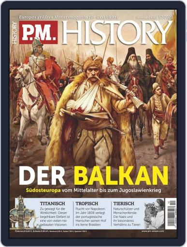 P.M. HISTORY December 1st, 2020 Digital Back Issue Cover