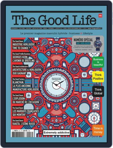 The Good Life (Digital) November 1st, 2020 Issue Cover