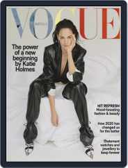 Vogue Australia (Digital) Subscription November 1st, 2020 Issue