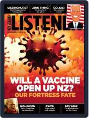 New Zealand Listener (Digital) Subscription November 21st, 2020 Issue