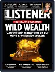 New Zealand Listener (Digital) Subscription November 14th, 2020 Issue