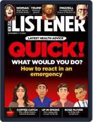 New Zealand Listener (Digital) Subscription November 7th, 2020 Issue