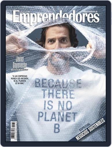 Emprendedores (Digital) November 1st, 2020 Issue Cover