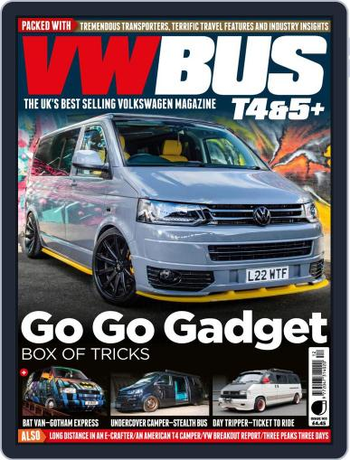 VW Bus T4&5+ (Digital) October 29th, 2020 Issue Cover