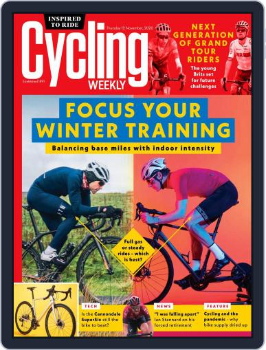 Cycling Weekly November 12th, 2020 Digital Back Issue Cover