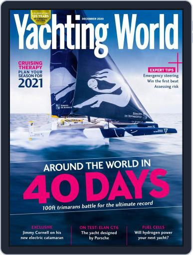 Yachting World (Digital) December 1st, 2020 Issue Cover
