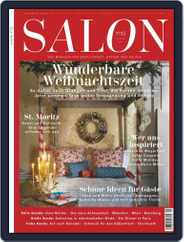 Salon (Digital) Subscription October 1st, 2020 Issue