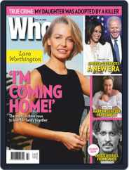 WHO (Digital) Subscription November 23rd, 2020 Issue
