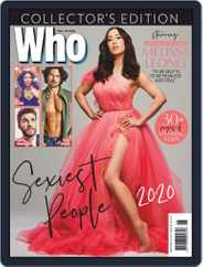 WHO (Digital) Subscription November 16th, 2020 Issue