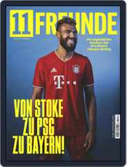 11 Freunde (Digital) Subscription November 1st, 2020 Issue