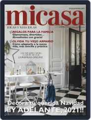 Micasa (Digital) Subscription December 1st, 2020 Issue