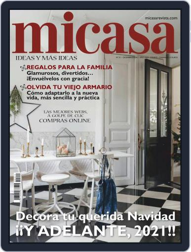 Micasa (Digital) December 1st, 2020 Issue Cover