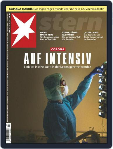 stern November 12th, 2020 Digital Back Issue Cover