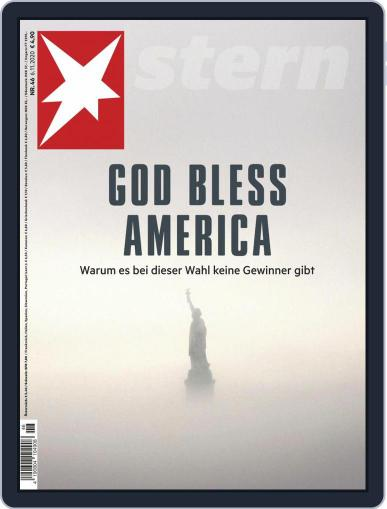 stern (Digital) November 6th, 2020 Issue Cover