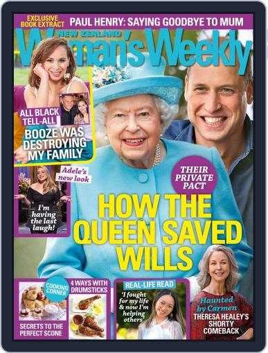 New Zealand Woman's Weekly (Digital) November 9th, 2020 Issue Cover
