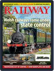 The Railway (Digital) Subscription November 1st, 2020 Issue