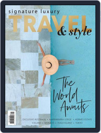 Signature Luxury Travel & Style September 3rd, 2020 Digital Back Issue Cover