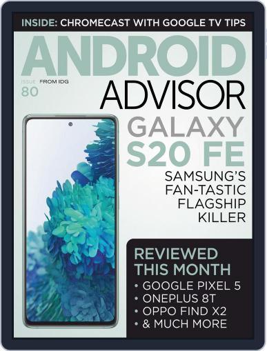 Android Advisor November 10th, 2020 Digital Back Issue Cover