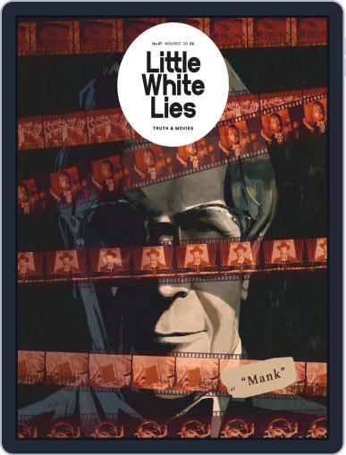 Little White Lies November 1st, 2020 Digital Back Issue Cover