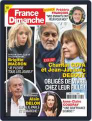 France Dimanche (Digital) Subscription November 13th, 2020 Issue