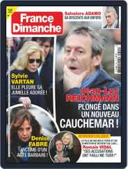 France Dimanche (Digital) Subscription November 6th, 2020 Issue