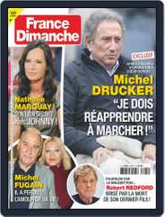France Dimanche (Digital) Subscription October 23rd, 2020 Issue
