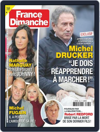 France Dimanche (Digital) October 23rd, 2020 Issue Cover