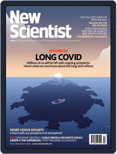 New Scientist Australian Edition (Digital) October 31st, 2020 Issue Cover