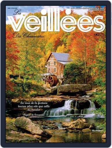 Les Veillées des chaumières November 4th, 2020 Digital Back Issue Cover
