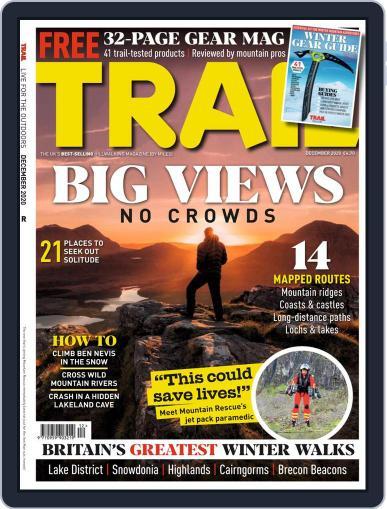 Trail United Kingdom December 1st, 2020 Digital Back Issue Cover