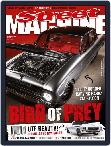 Street Machine December 1st, 2020 Digital Back Issue Cover