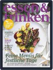 essen&trinken (Digital) Subscription December 1st, 2020 Issue