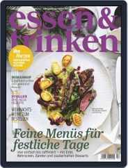 essen&trinken (Digital) Subscription December 1st, 2020 Issue