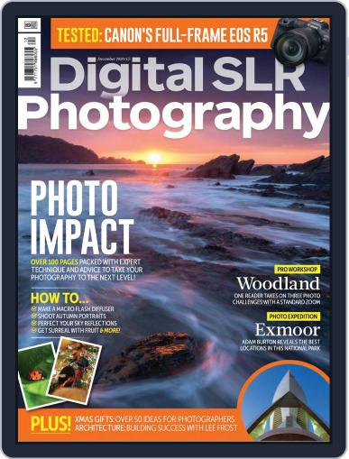 Digital SLR Photography December 1st, 2020 Digital Back Issue Cover