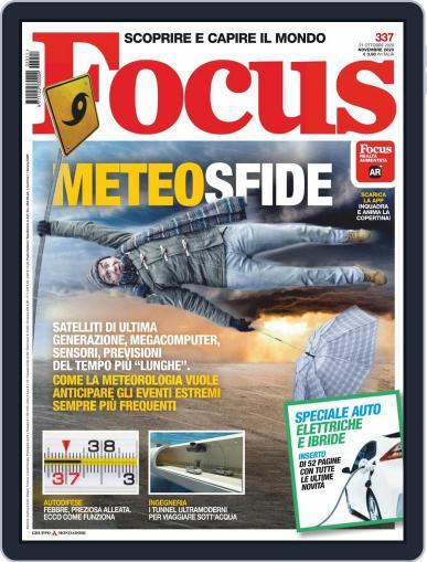 Focus Italia (Digital) November 1st, 2020 Issue Cover
