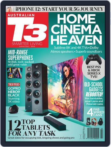 T3 Australia November 1st, 2020 Digital Back Issue Cover