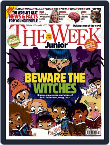 The Week Junior (Digital) October 24th, 2020 Issue Cover