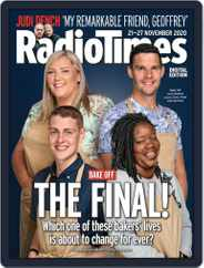 Radio Times (Digital) Subscription November 21st, 2020 Issue