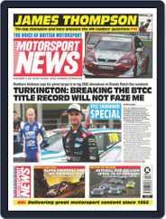 Motorsport News (Digital) Subscription November 12th, 2020 Issue