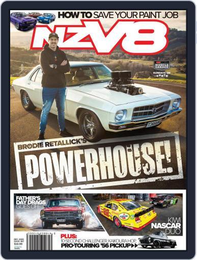 NZV8 (Digital) December 1st, 2020 Issue Cover