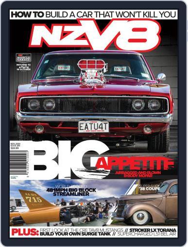 NZV8 (Digital) November 1st, 2020 Issue Cover