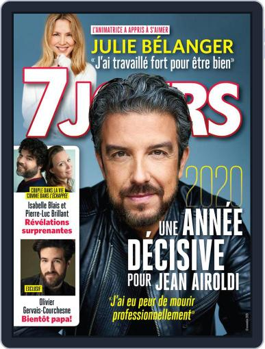 7 Jours (Digital) November 13th, 2020 Issue Cover