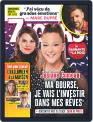 7 Jours (Digital) Subscription October 30th, 2020 Issue