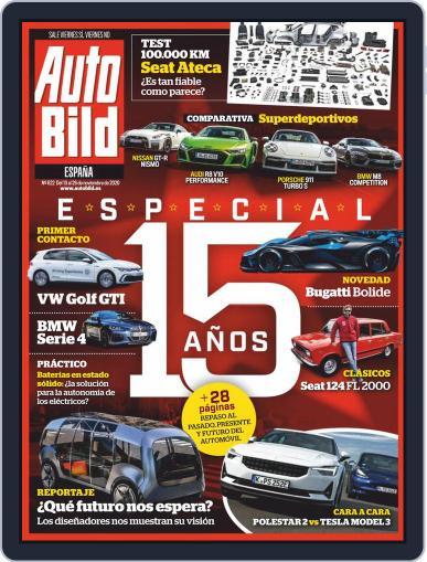 Auto Bild Es (Digital) November 13th, 2020 Issue Cover