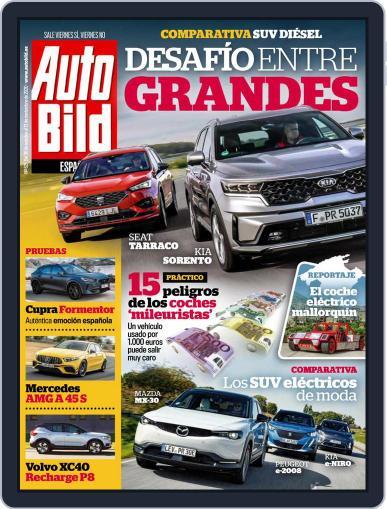 Auto Bild Es (Digital) October 30th, 2020 Issue Cover