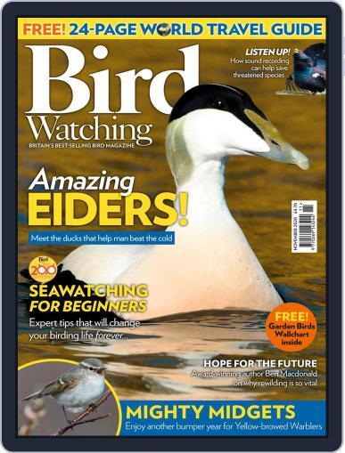 Bird Watching (Digital) November 1st, 2020 Issue Cover