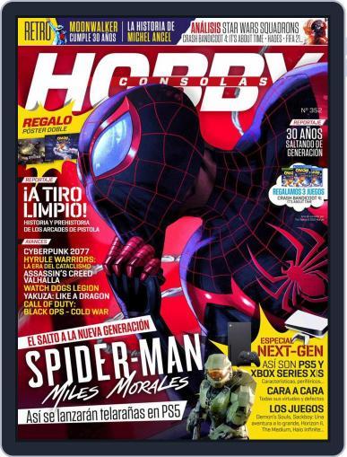 Hobby Consolas (Digital) November 1st, 2020 Issue Cover